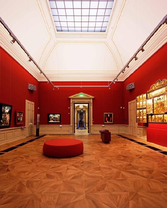 projektseite umbau und sanierung herzogliches museum hls planung aig gotha. Black Bedroom Furniture Sets. Home Design Ideas